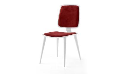 Трапезен стол Retro 332 - Бордо