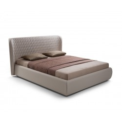 Тапицирана спалня Maia 160/200 - PU кожа