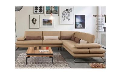 Ъглов диван Opus Twin